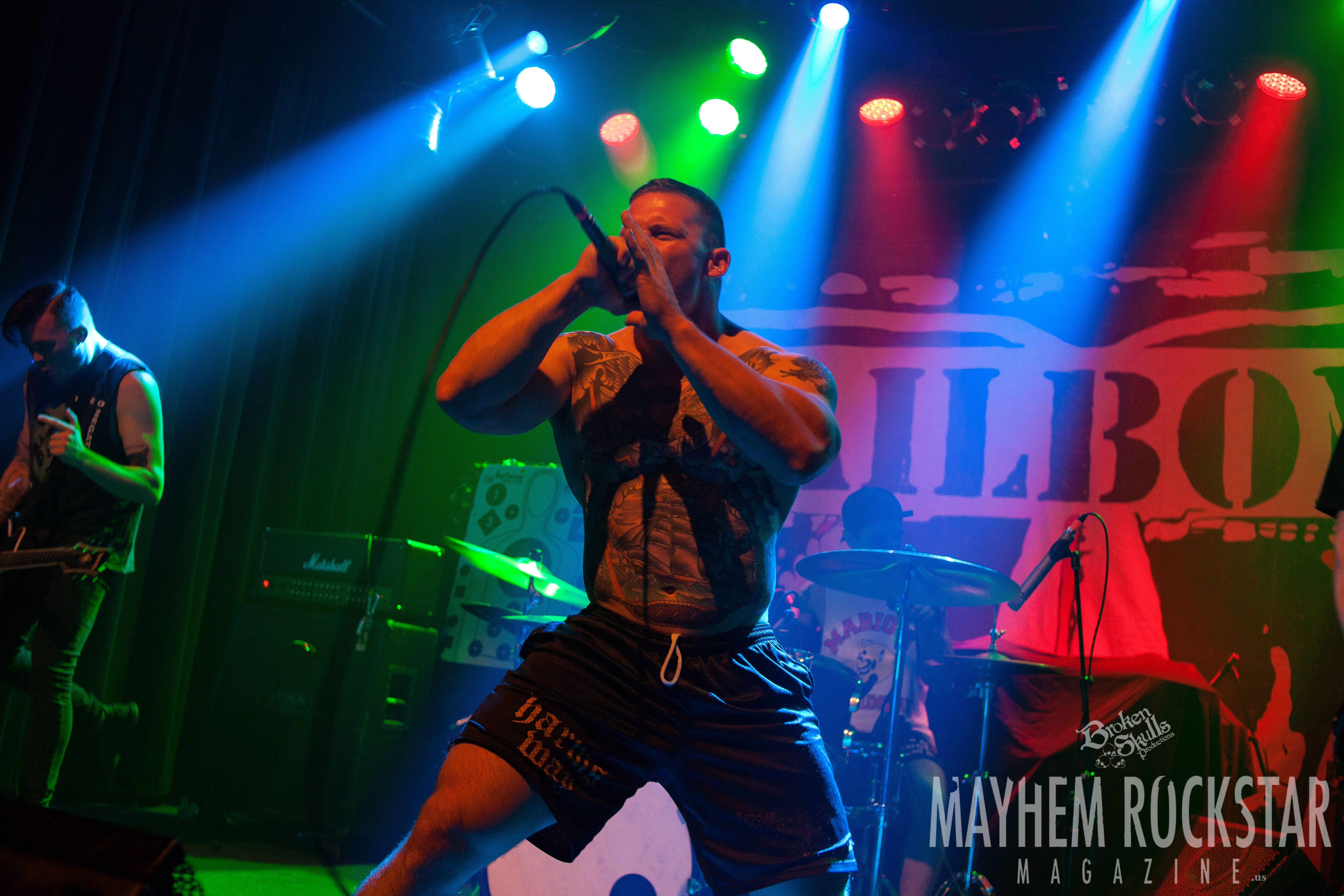 Harm S Way At The Vinyl Music Hall 11 2 17