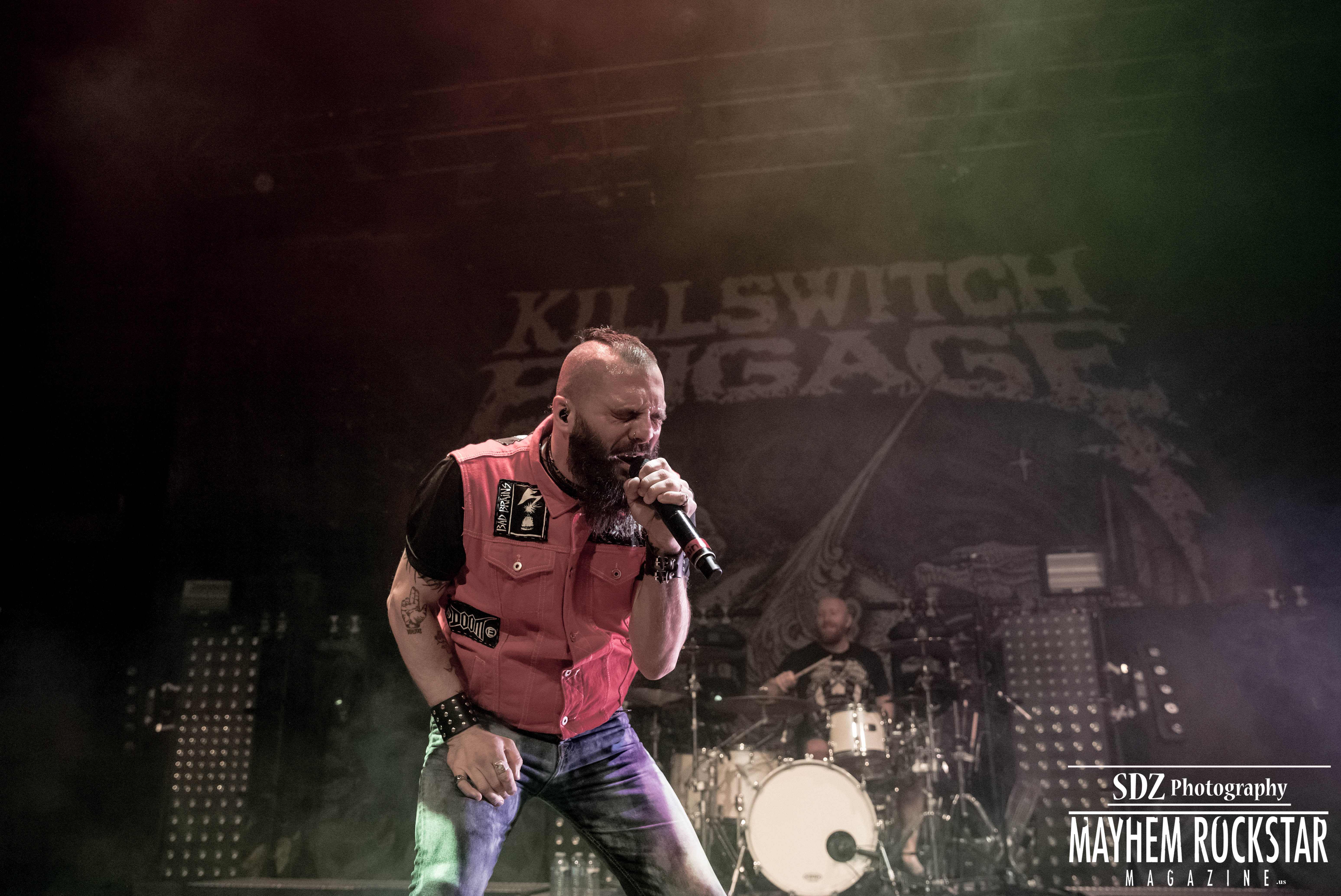 Killswitch Engage at Sherman Theater – St  Petersburg, FL 02