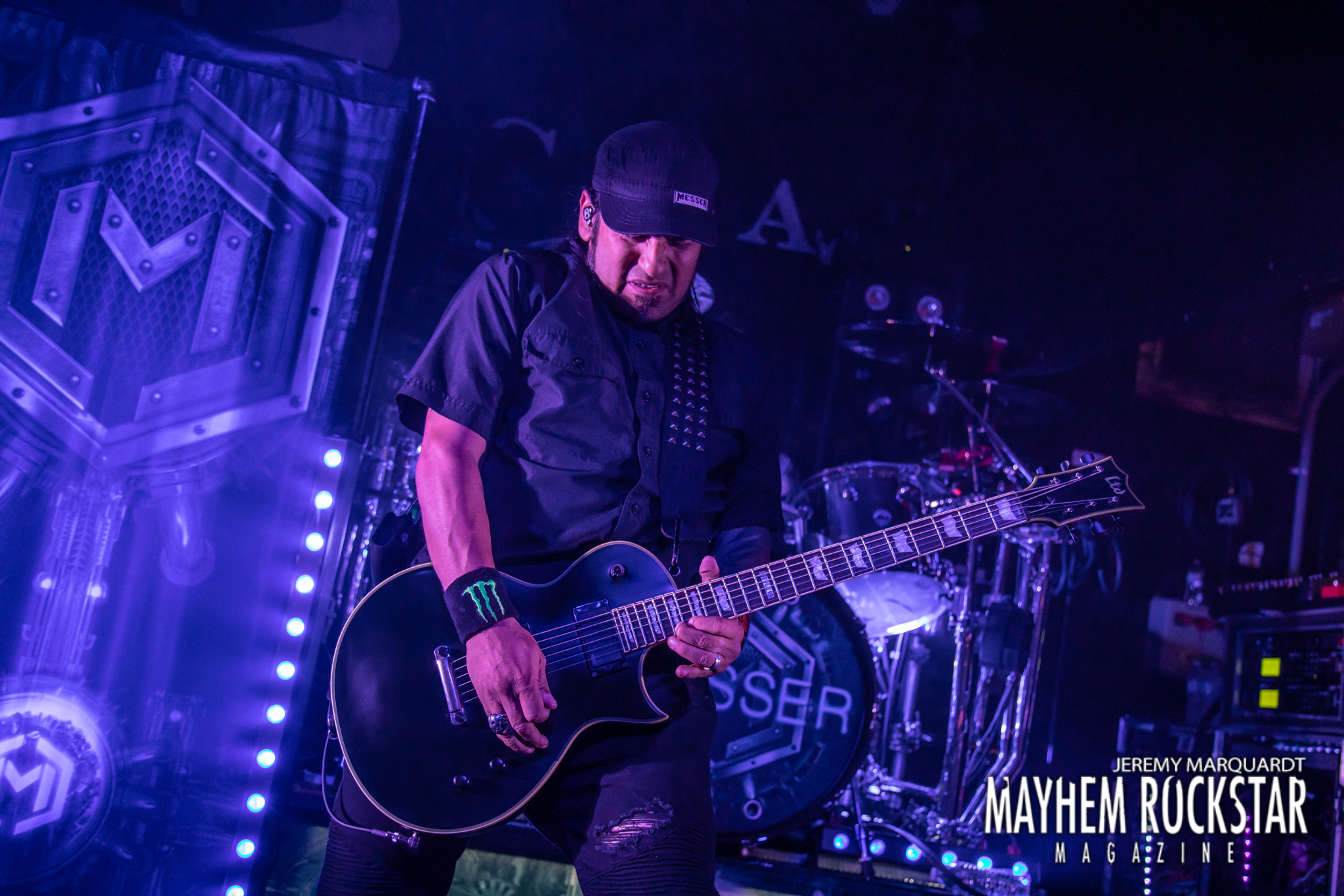 Messer – The Space Between the Shadows Tour – St  Andrews