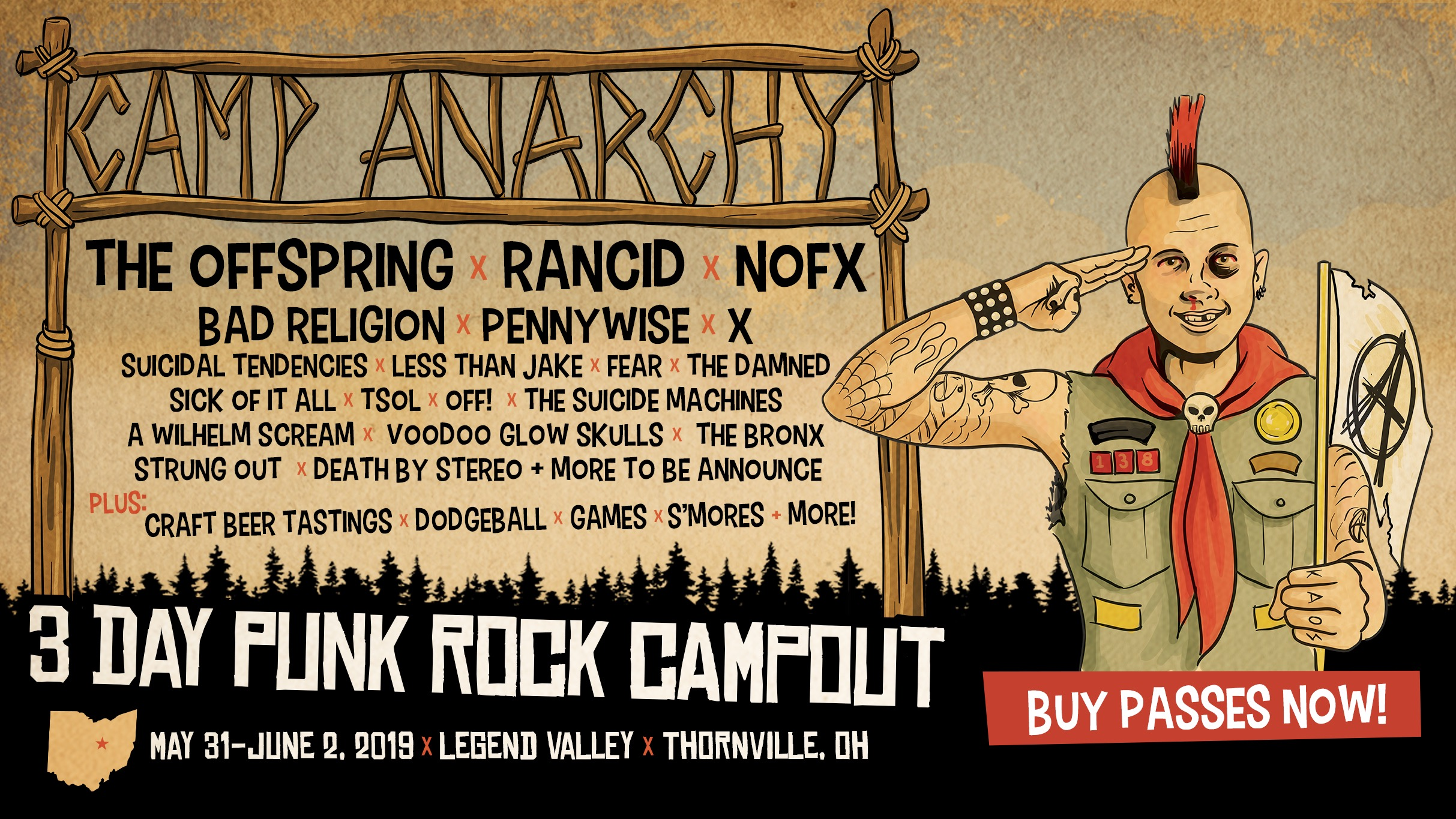 Check Out Camp Anarchy 2019 Coverage-(Photos+Review